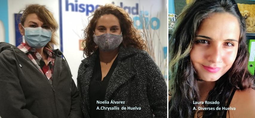 Queremos Saber 26-11-2020 Asociación Chrysallis, con Noelia Álvarez y por la Asociación Diverses de Huelva, Laura Rosado