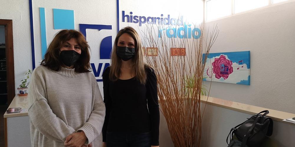 Queremos Saber 27-01-2021 Maria Ponce, coordinadora de Ciudadanos en Huelva y diputada provincial