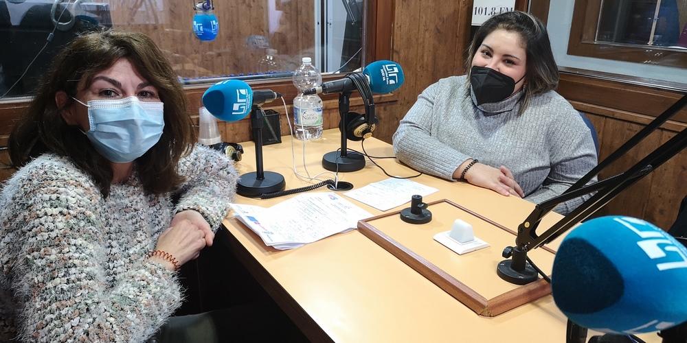 Queremos Saber 28-01-2021 Trabajora Social Ángela Martínez, A. Juvenil Carabela