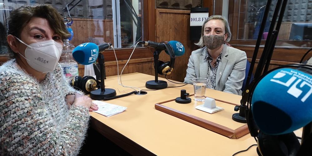 Queremos Saber 09-02-2021 Tania González Redondo-Concejala de Comercio y Mercados del Ayuntamiento de Huelva