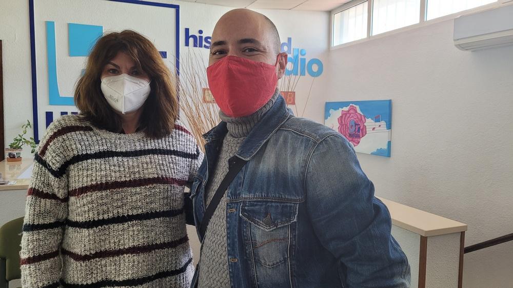 Queremos Saber 16-02-2021 Rafael Sánchez Velo, Secretario Provincial Partido Comunista de Huelva