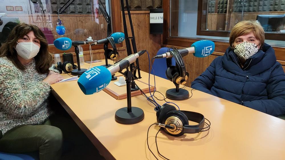 Queremos Saber 25-02-2021 Manoli García, Técnica del Plan Integral de Distrito 5