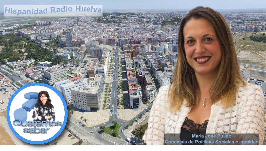 Queremos Saber 30-04-2021 María José Pulido, Concejala de Políticas Sociales e Igualdad