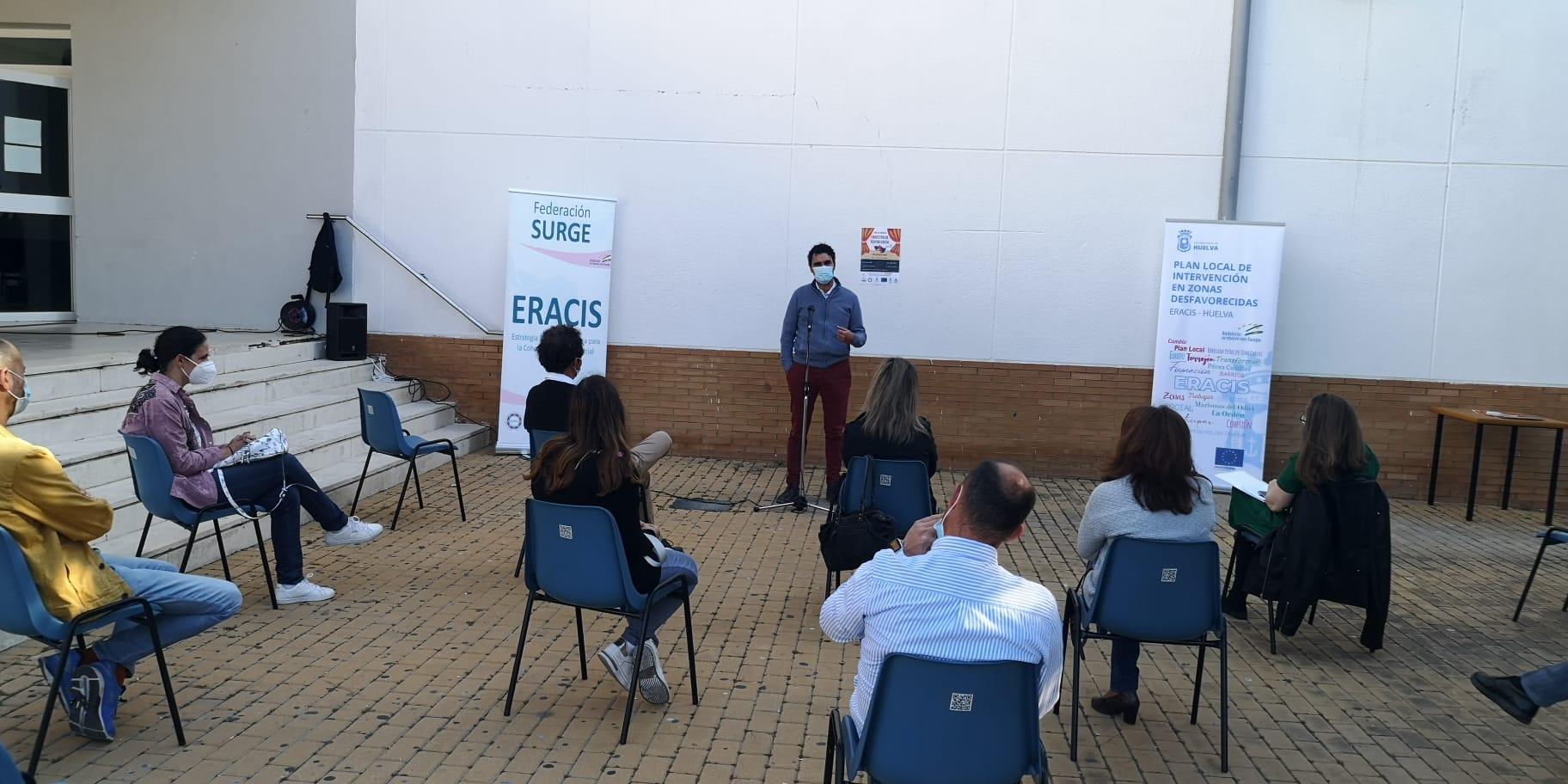 Queremos Saber 06-05-2021 Federación Surge de Huelva, ERACIS, La Orden-Príncipe Juan Carlos