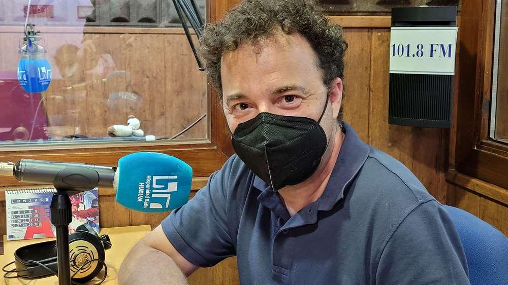 Queremos Saber 21-05-2021 Daniel Mantero, teniente Alcalde de Cultura, Ayuntamiento de Huelva