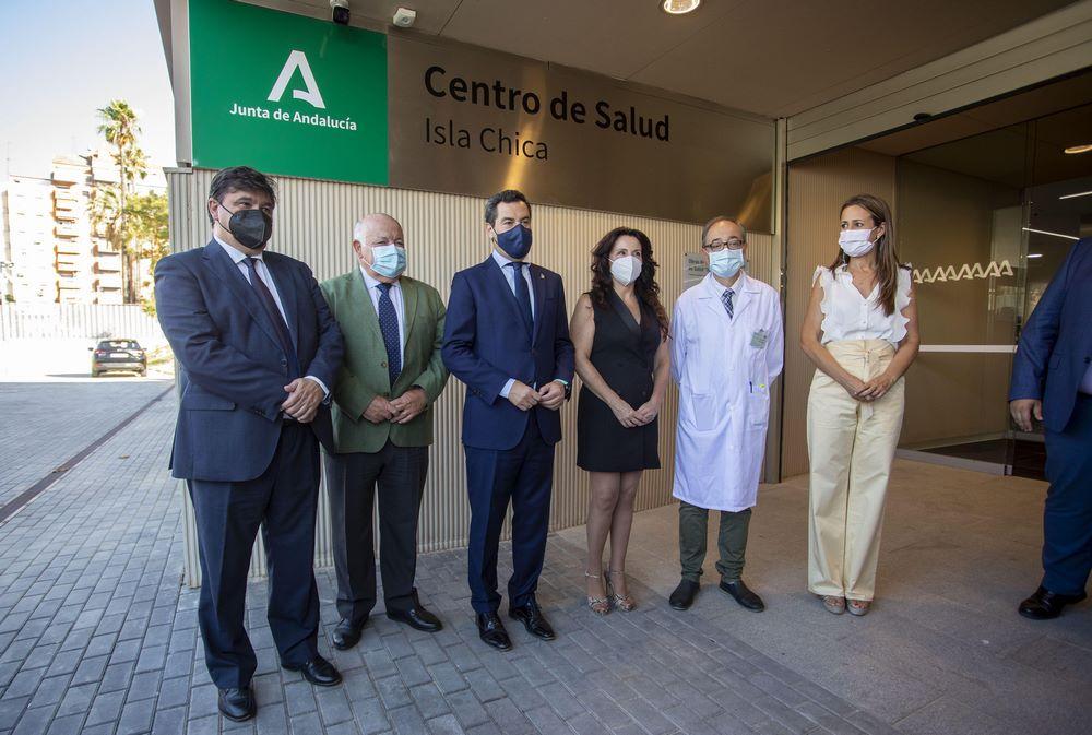 Queremos Saber 27-07-2021 Inauguración Centro de Salud  Isla Chica