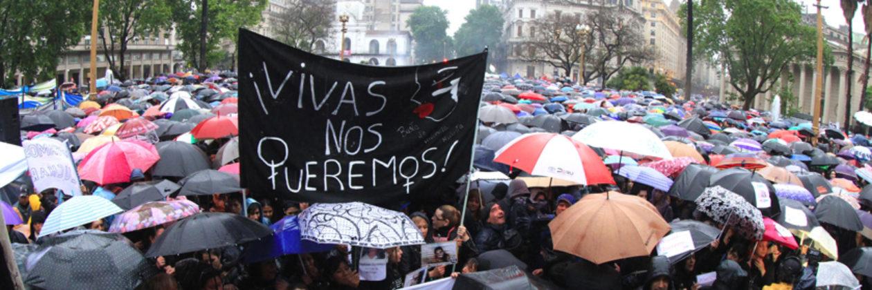 #Nosotras paramos