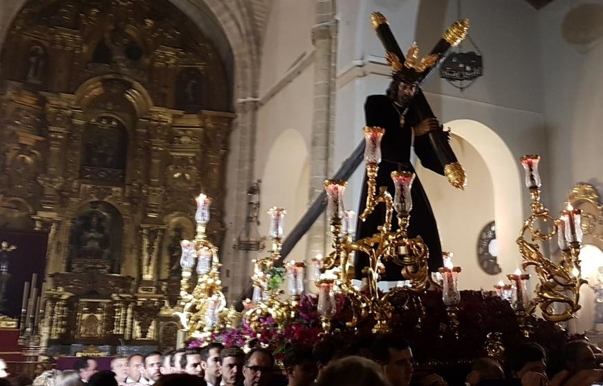 Via Crucis Pasión 2018