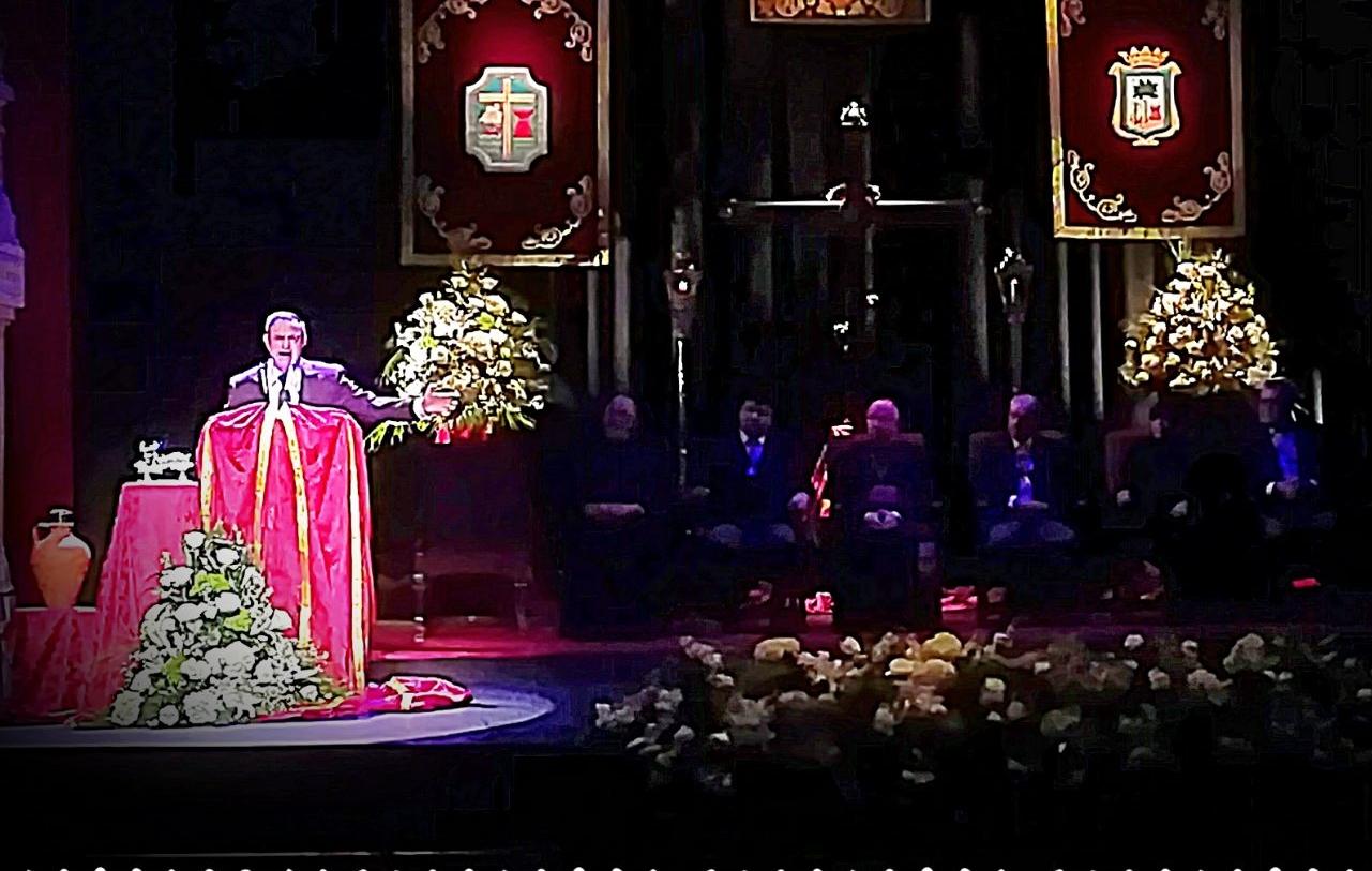 Pregón Semana Santa 2018- Juan león