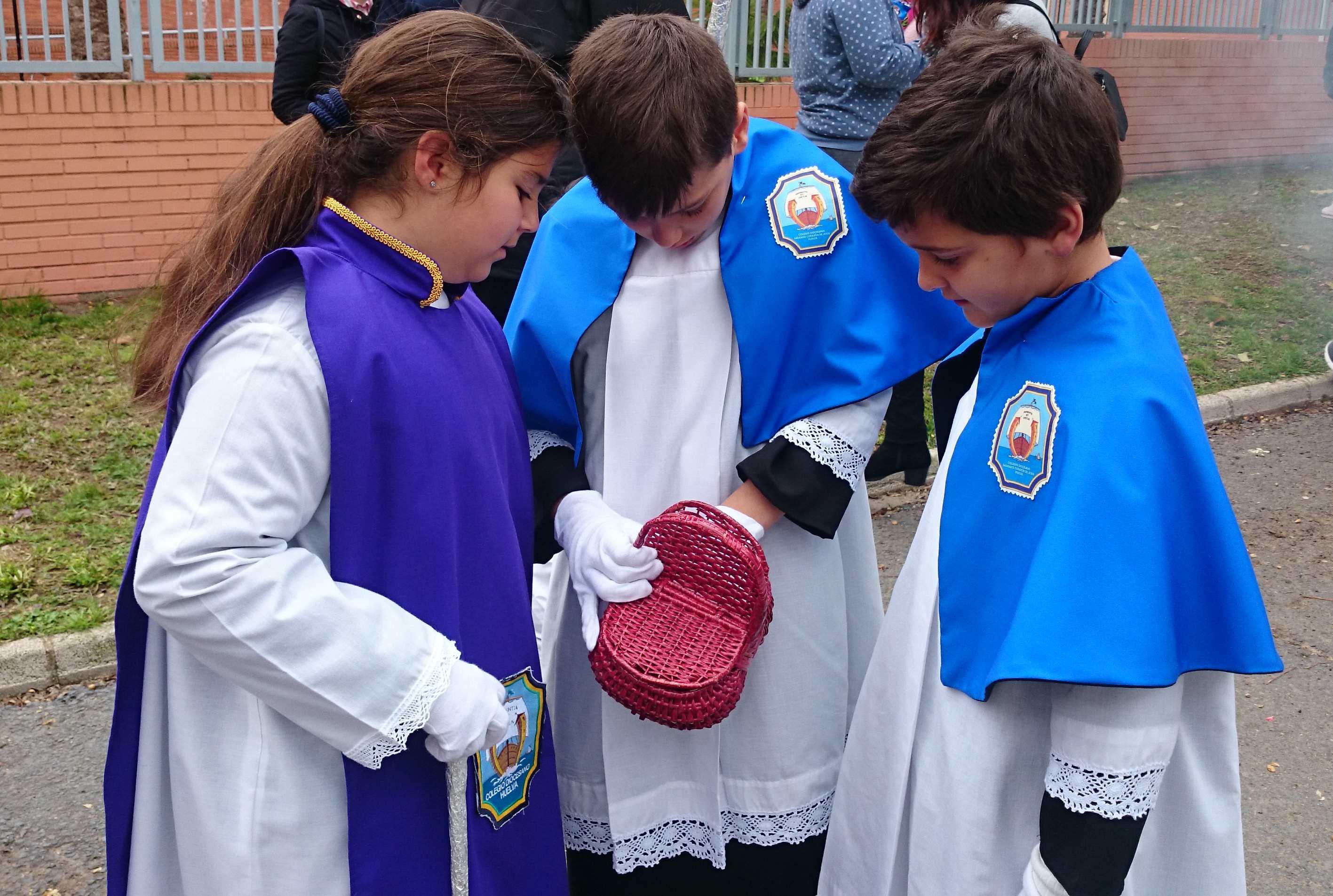 Colegios María Inmaculada y Diocesano 23-03-2018