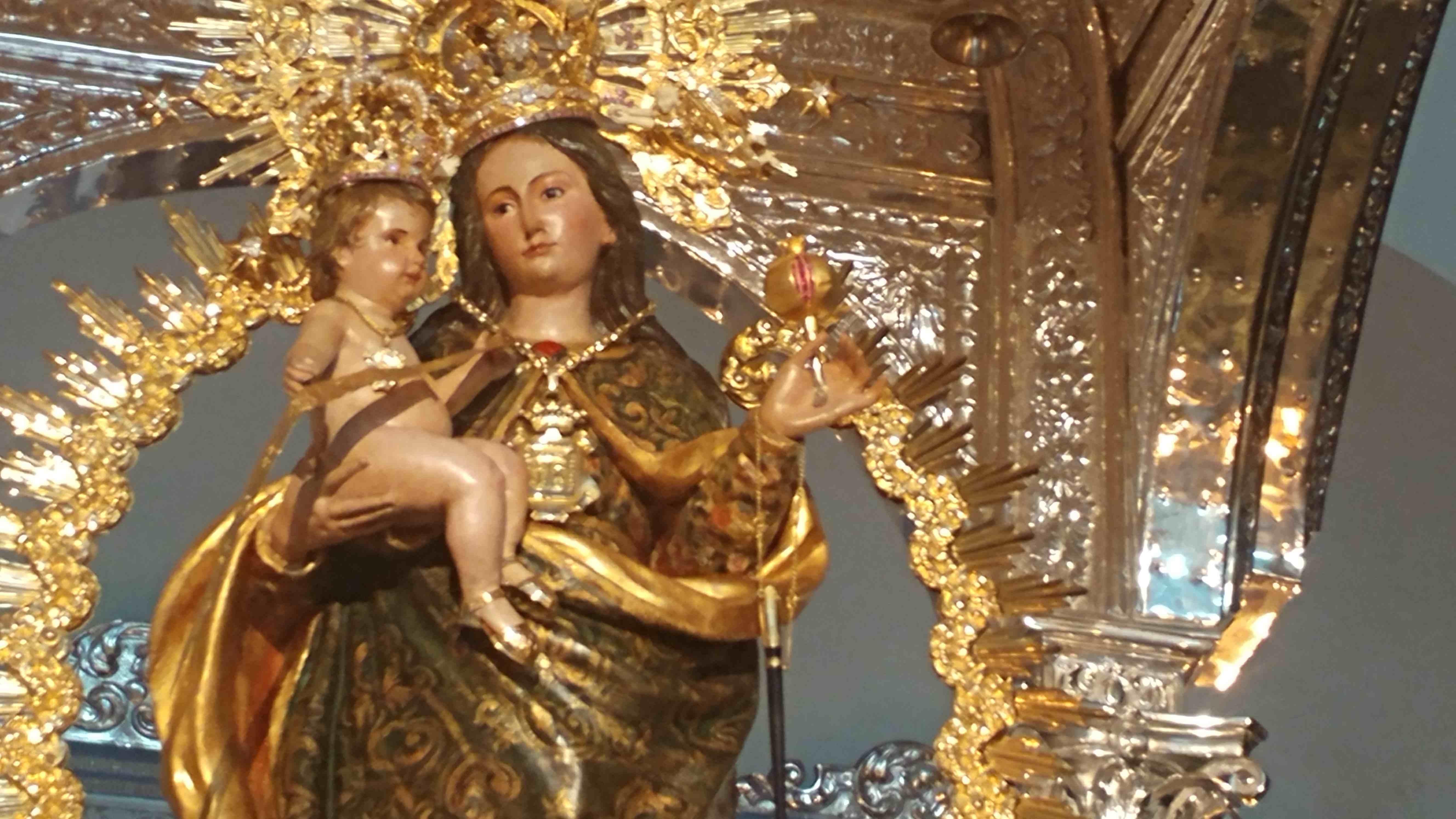 Procesión Solemne de la Virgen de la Cinta 2018