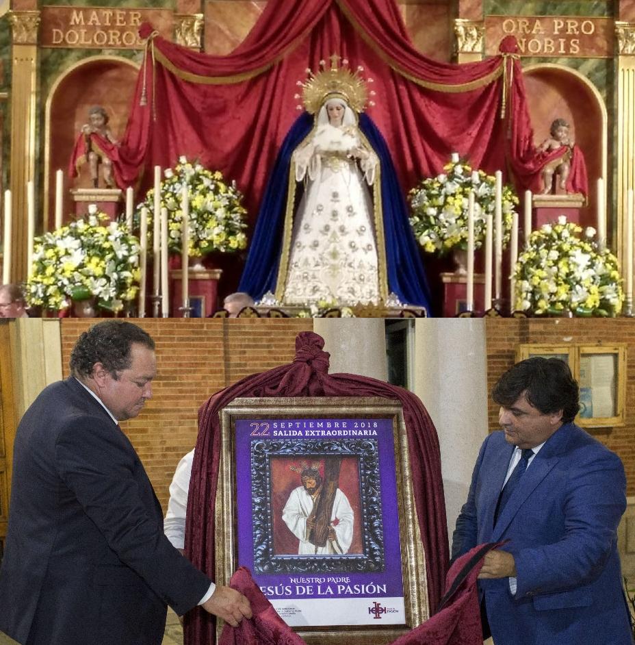 Hispanidad Cofrade Especial-Señor Pasión-Virgen de los Dolores 10-09-2018