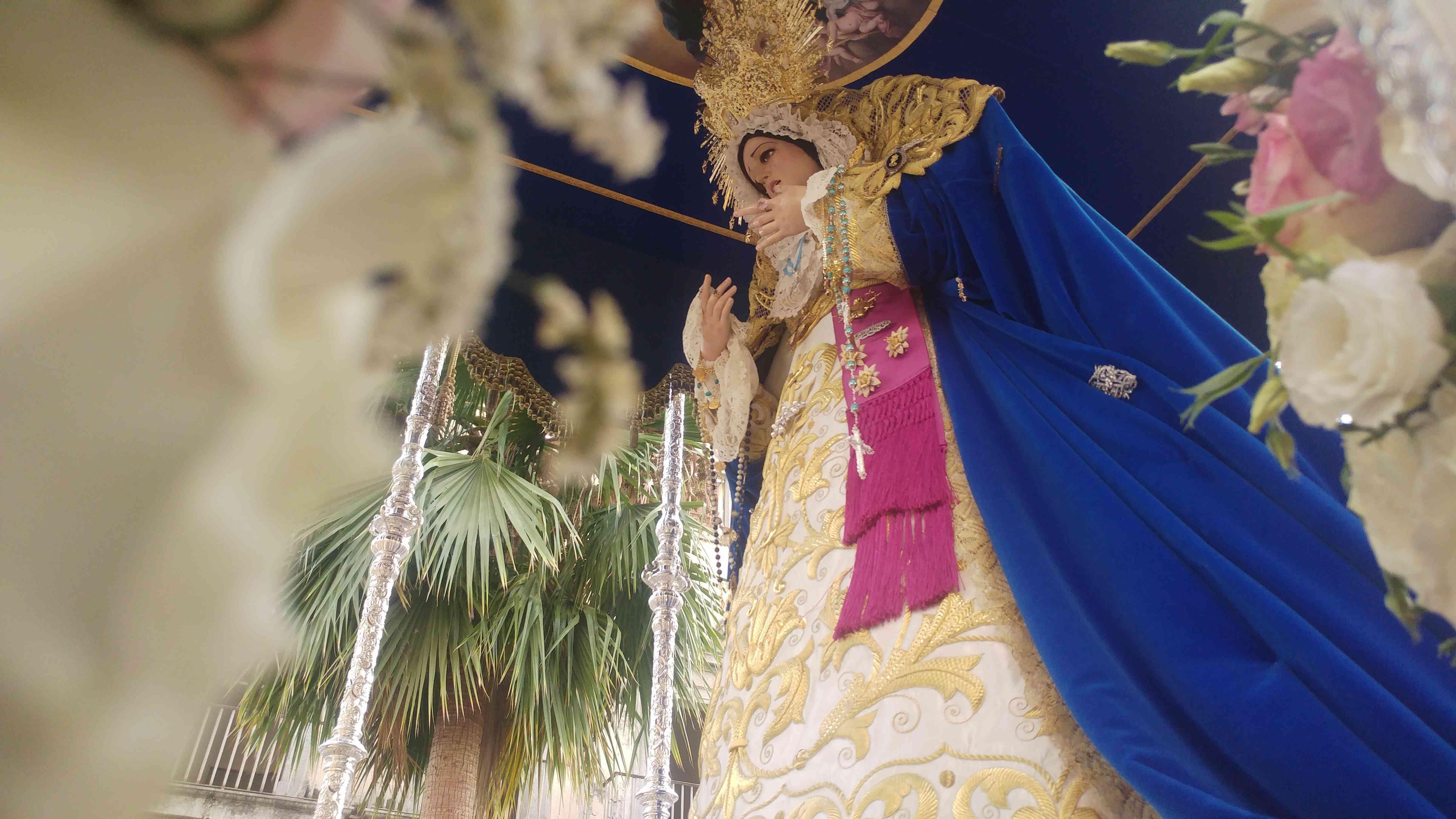 Extraordinaria Medalla Huelva Virgen de los Dolores 15-09-2018