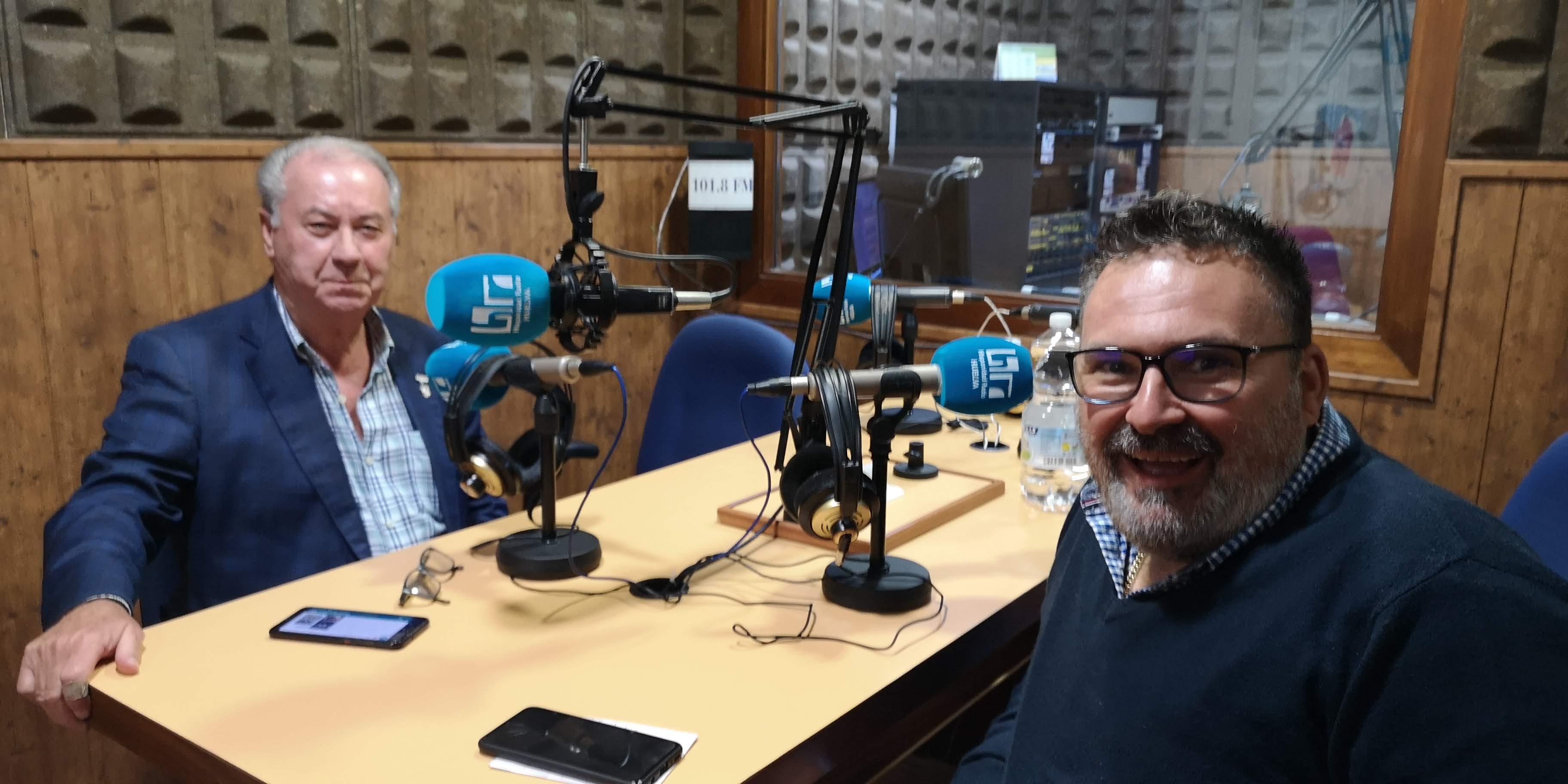 Hispanidad Cofrade 05-11-2019 Antonio González, presidente del Consejo de Hermandades de Huelva