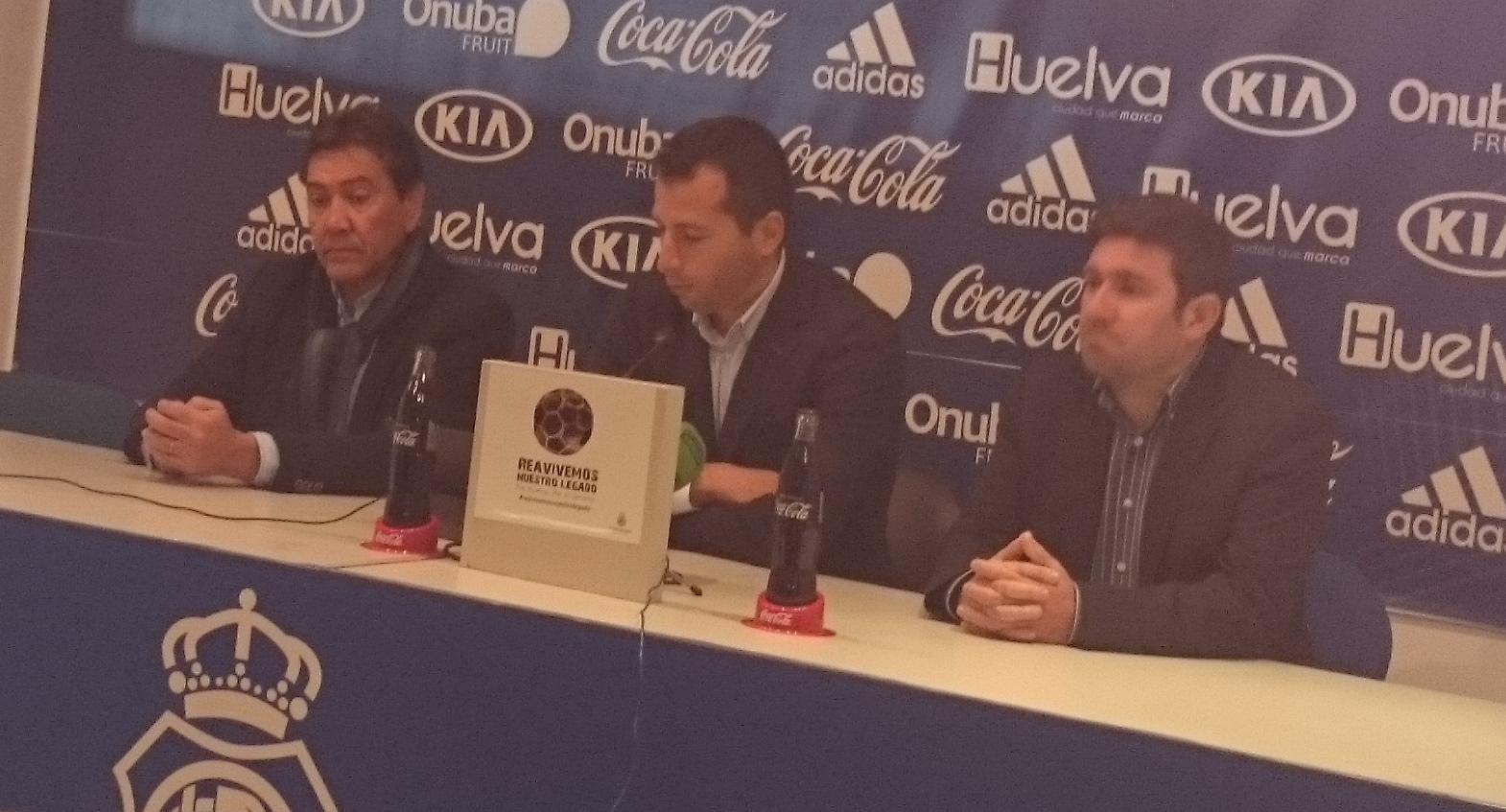 Rueda de Prensa despedida Ángel López- interviene Manolo Zambrano