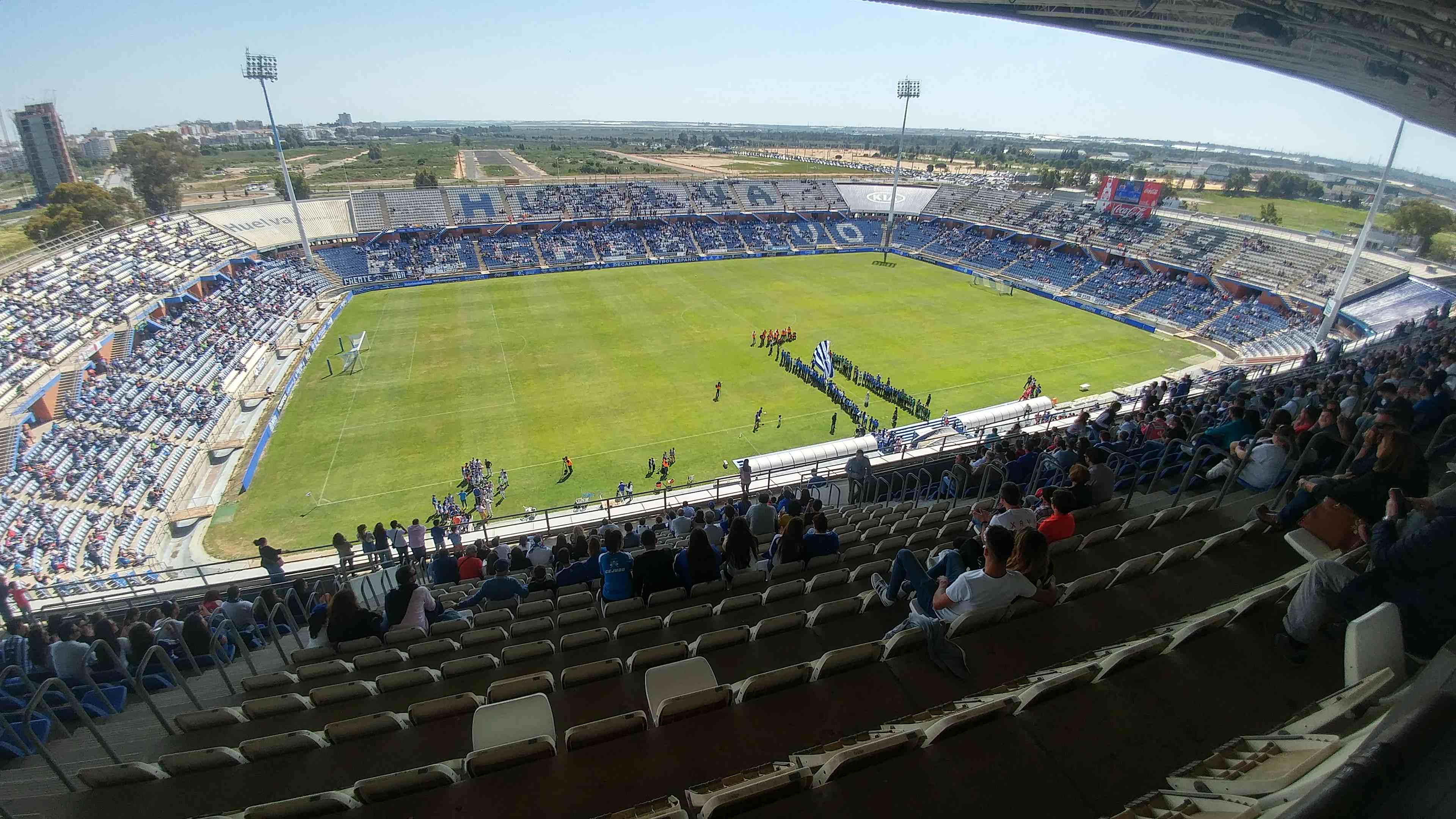 Recreativo-Las Palmas 06-05-2018 1 a 1