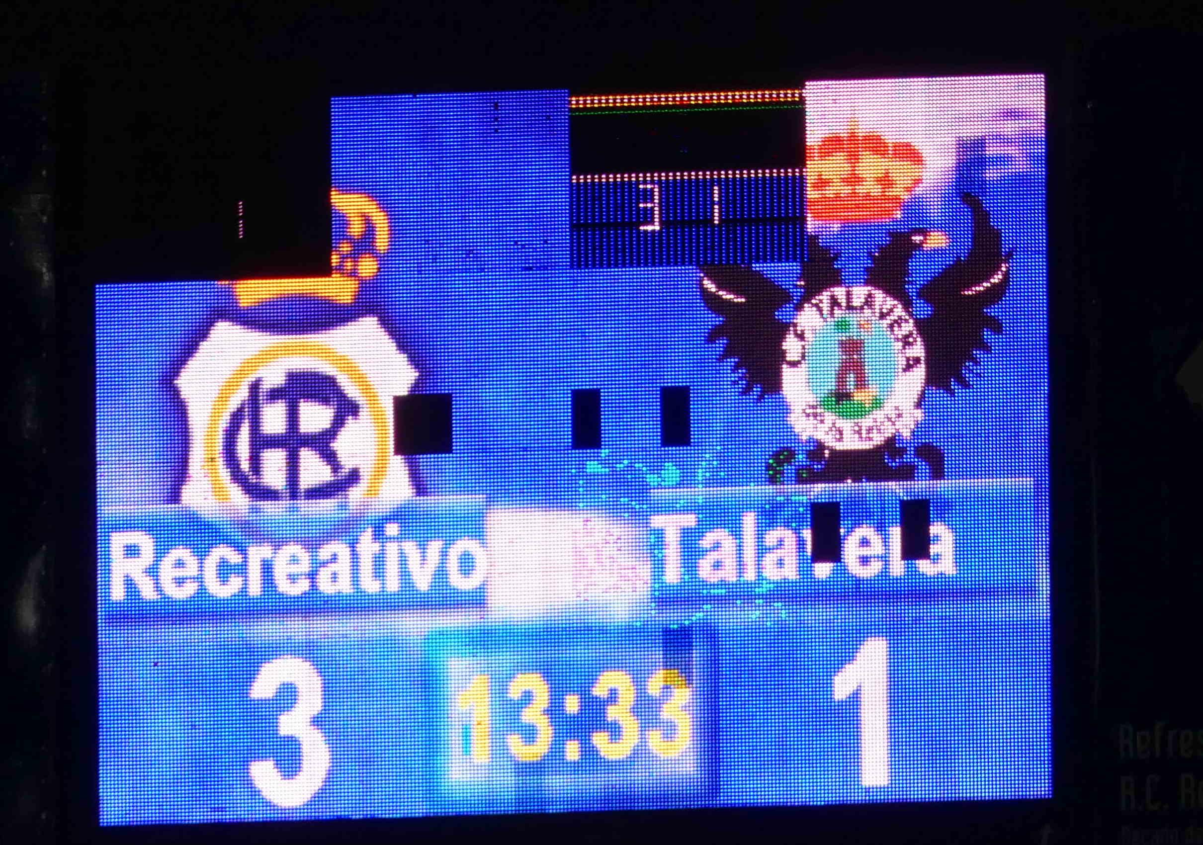 Recreativo de Huelva - CF Talavera 01-09-2019