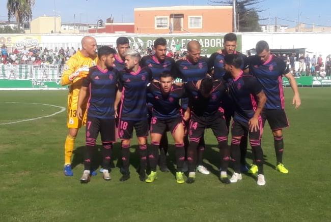 Atlético Sanluqueño-Recreativo de Huelva 06-10-2019