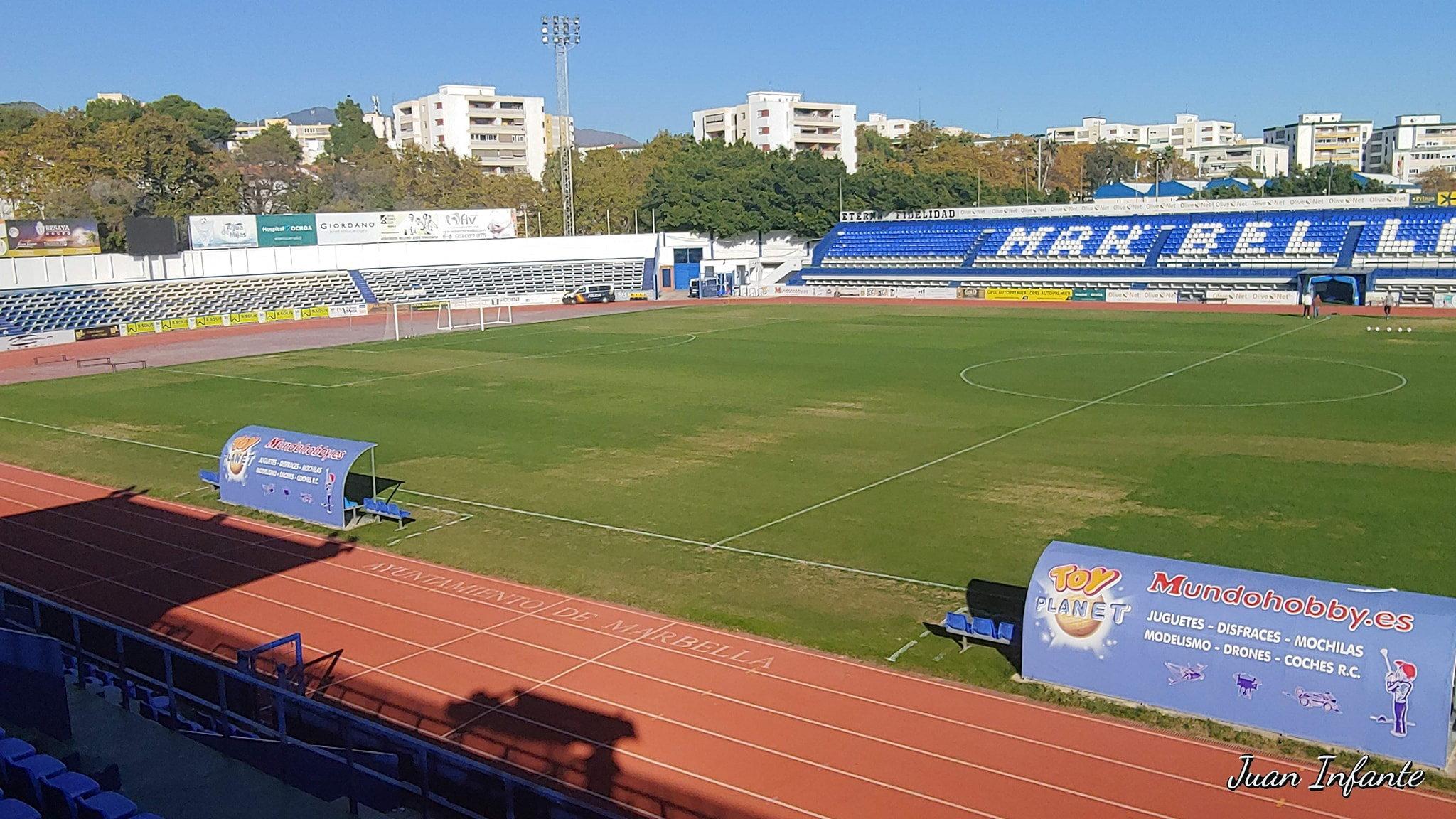 Marbella CF- Recreativo de Huelva 20-10-2019