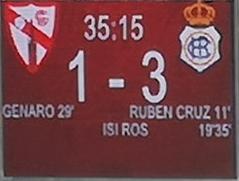 Sevilla Atlético-Recreativo de Huelva