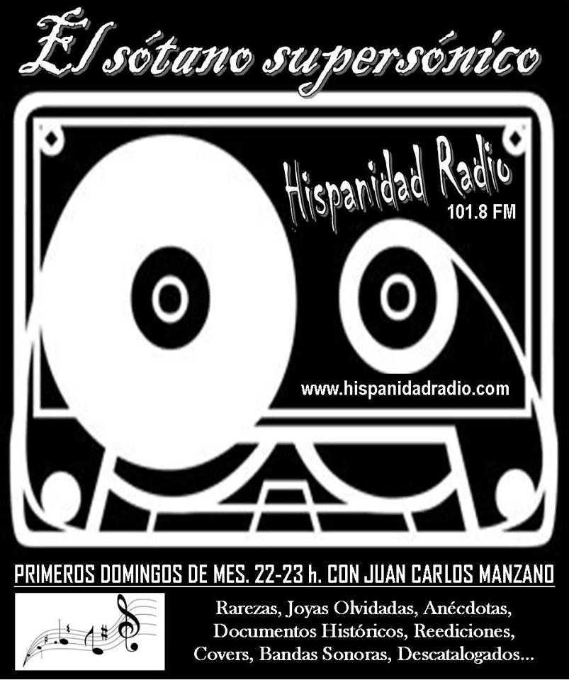 EL SÓTANO SUPERSÓNICO #9 08-01-2017