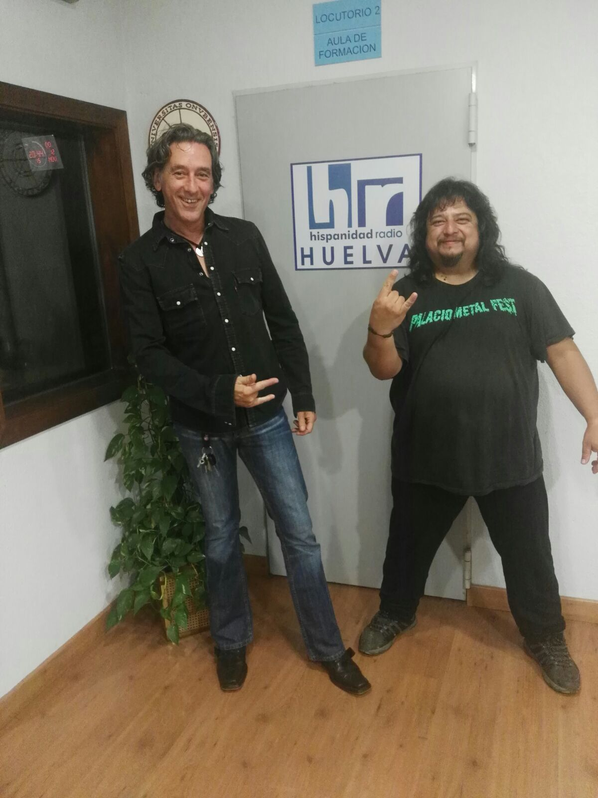 ROCK'ANTENA ROLL #415 12-11-2017