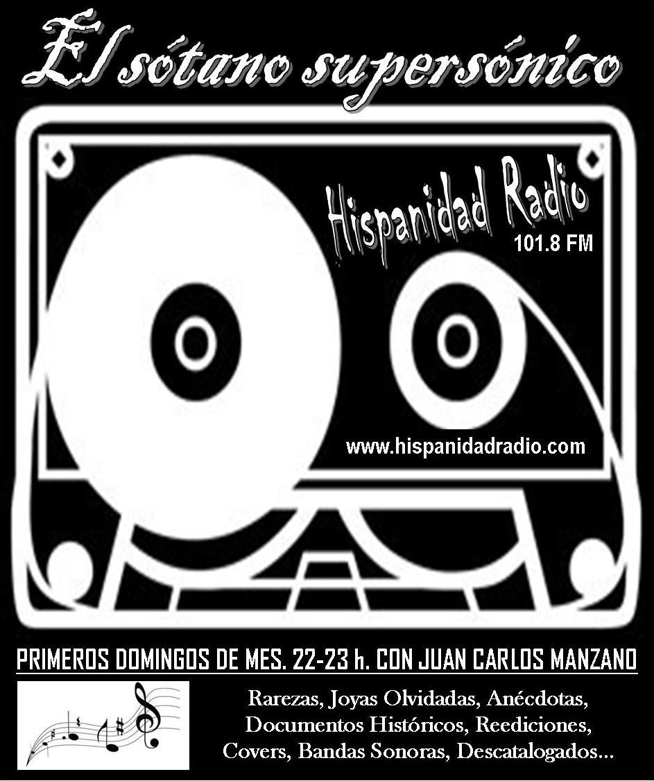 EL SÓTANO SUPERSÓNICO #39 07-06-2020