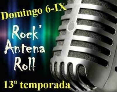 ROCK'ANTENA ROLL #497 06-09-2020