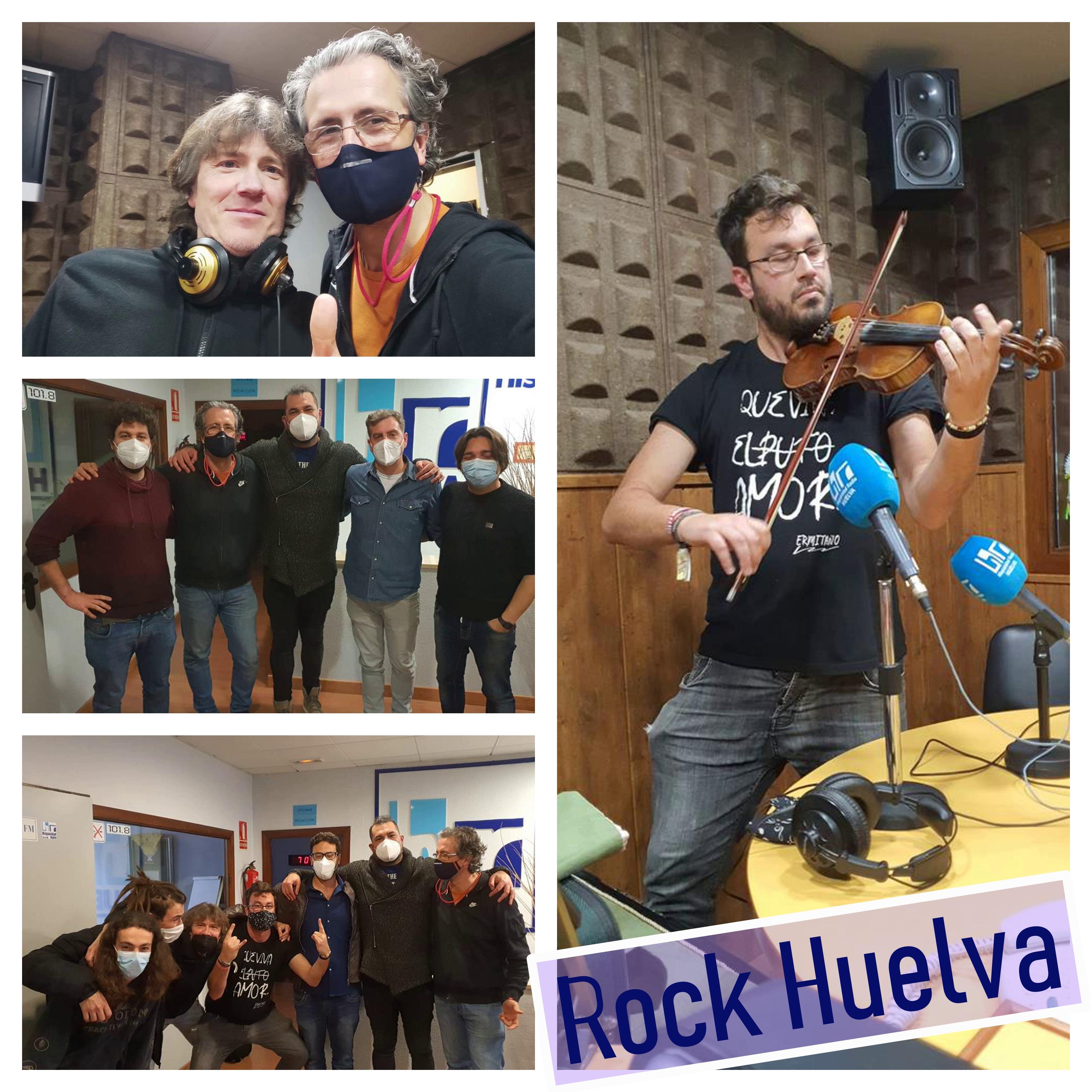 ROCK'N'HUELVA #86 27-02-2021