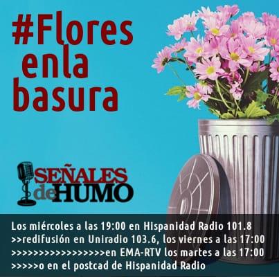 Flores en la basura (20-11-2019)