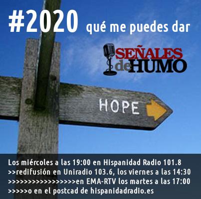 #2020, ¿qué me puedes dar? (08-01-20)
