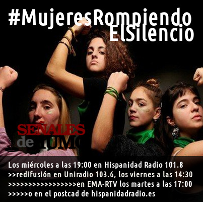 Mujeres rompiendo el silencio (04-03-20)