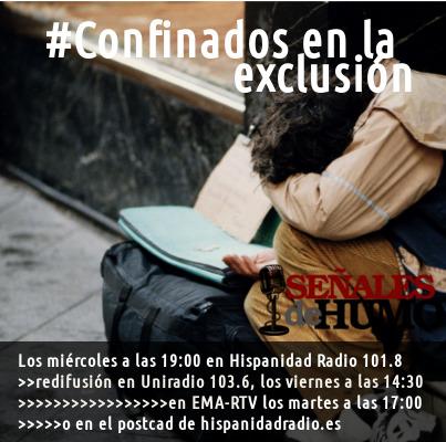 Confinados en la exclusión (01-04-20)