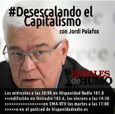 Desescalando el capitalismo (13-05-20)