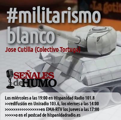 Militarismo blanco (24-02-21)