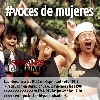 Voces de mujeres (03-03-21)