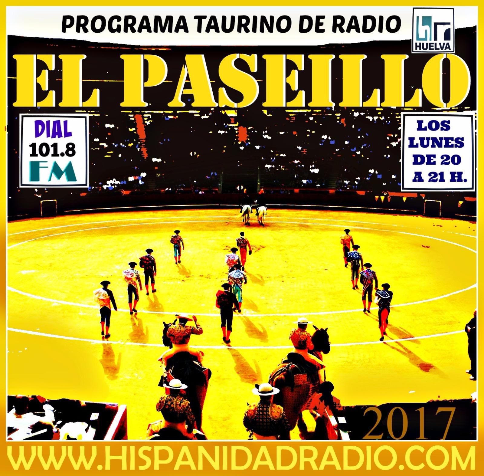 El Paseillo 06-02-2017