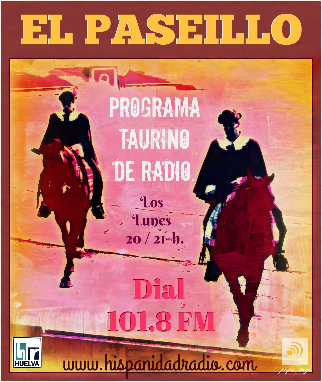 El Paseillo 09-04-2018