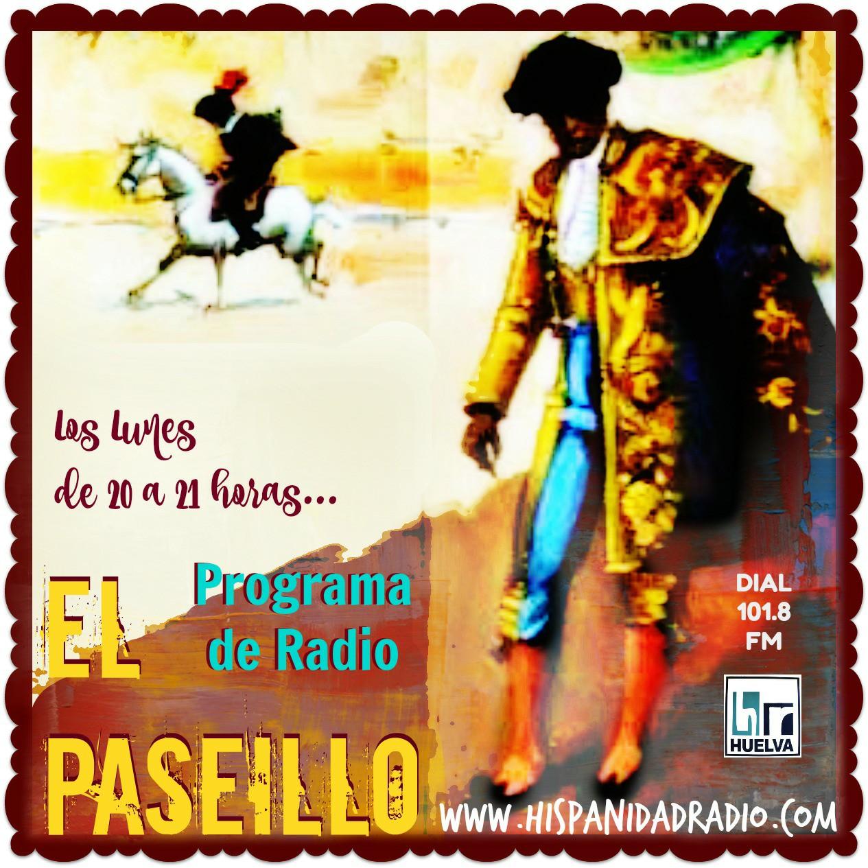 El Paseillo 07-05-2018