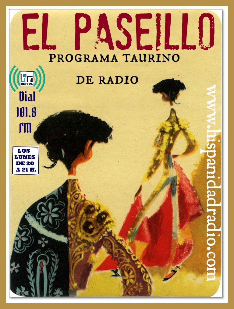 El Paseillo 04-06-2018