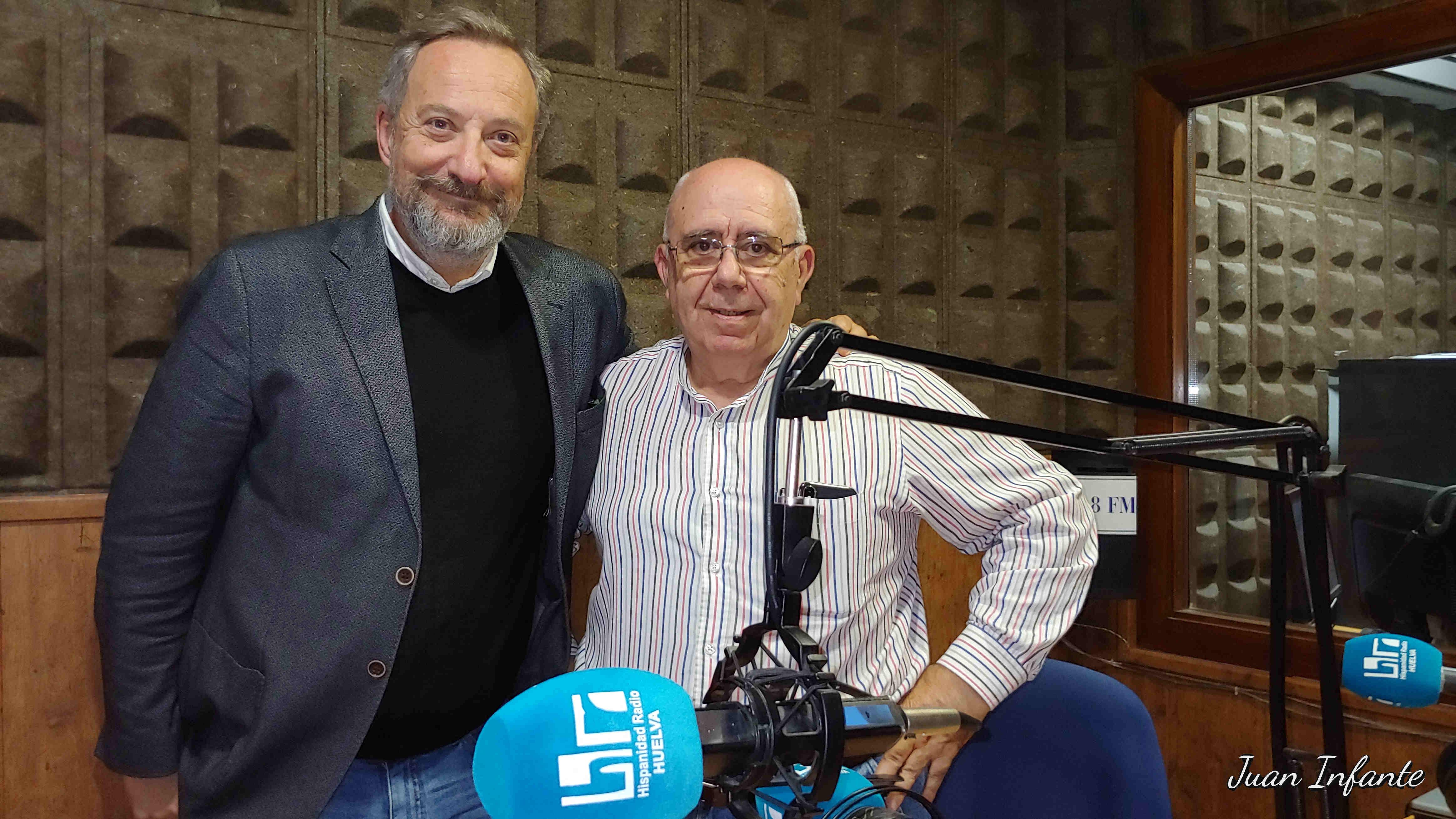 El Barcón de Huelva 19-12-2018-Manuel Gomez Concejal Urbanismo Ayuntamiento Huelva