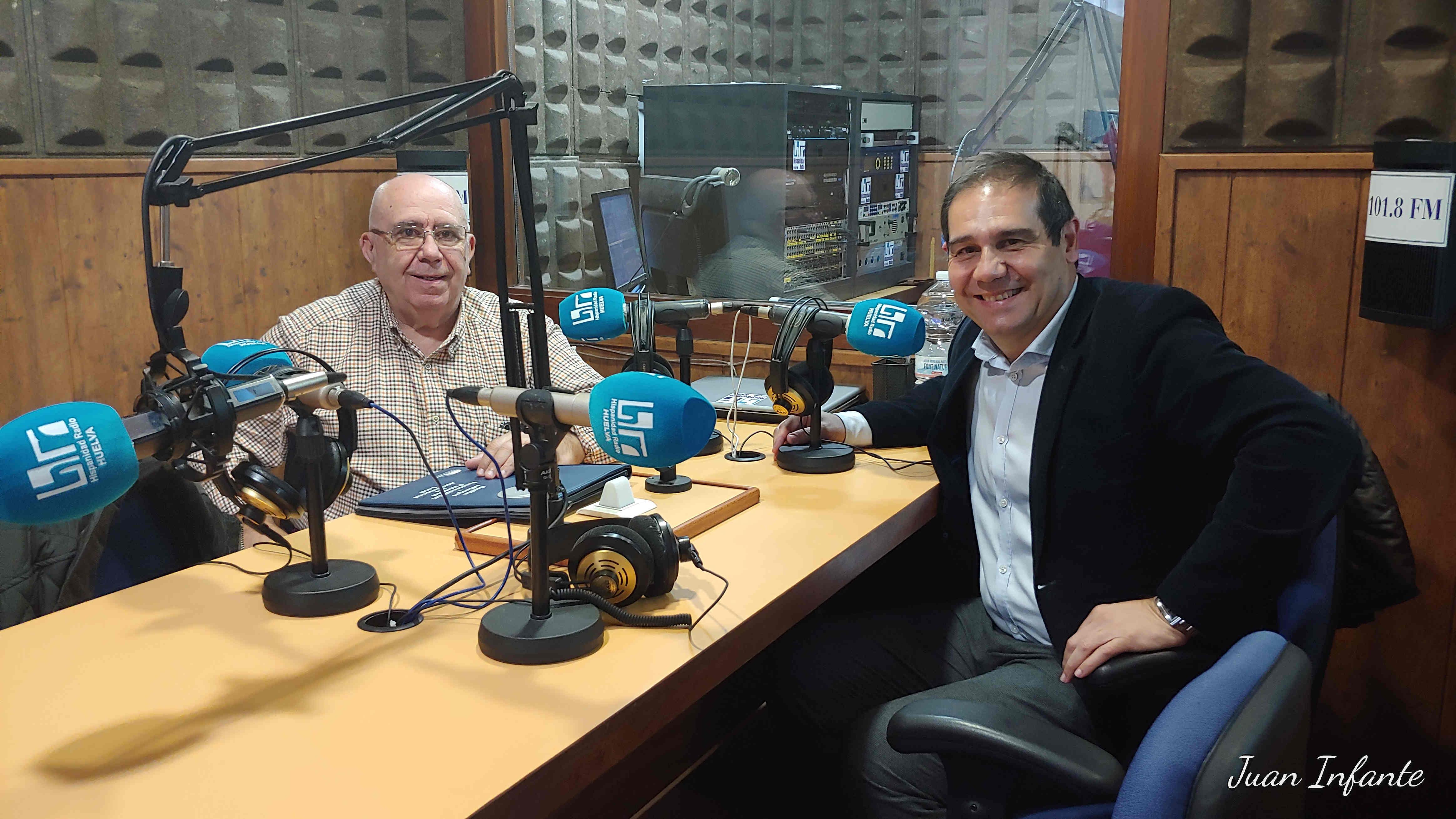 El Barcón de Huelva 11-12-2018 José Luis Ramos Presidente Puerto de Huelva
