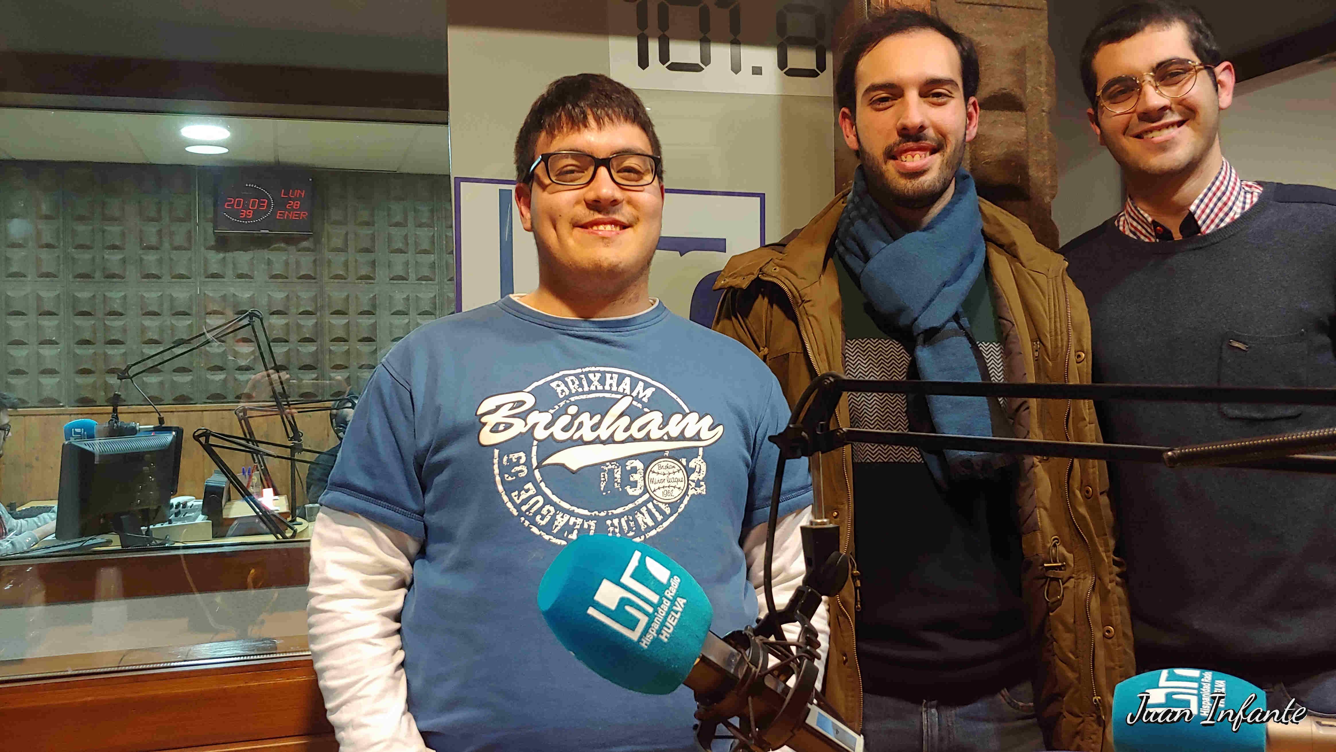 Palmas por Huelva 30-01-2019