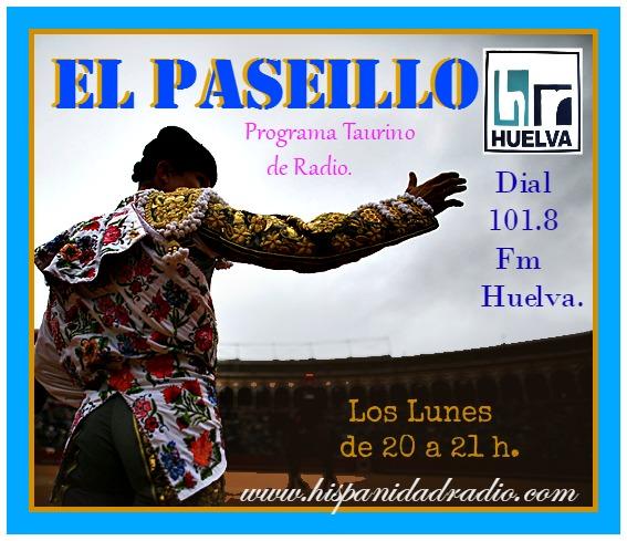 El Paseillo 29-04-2019