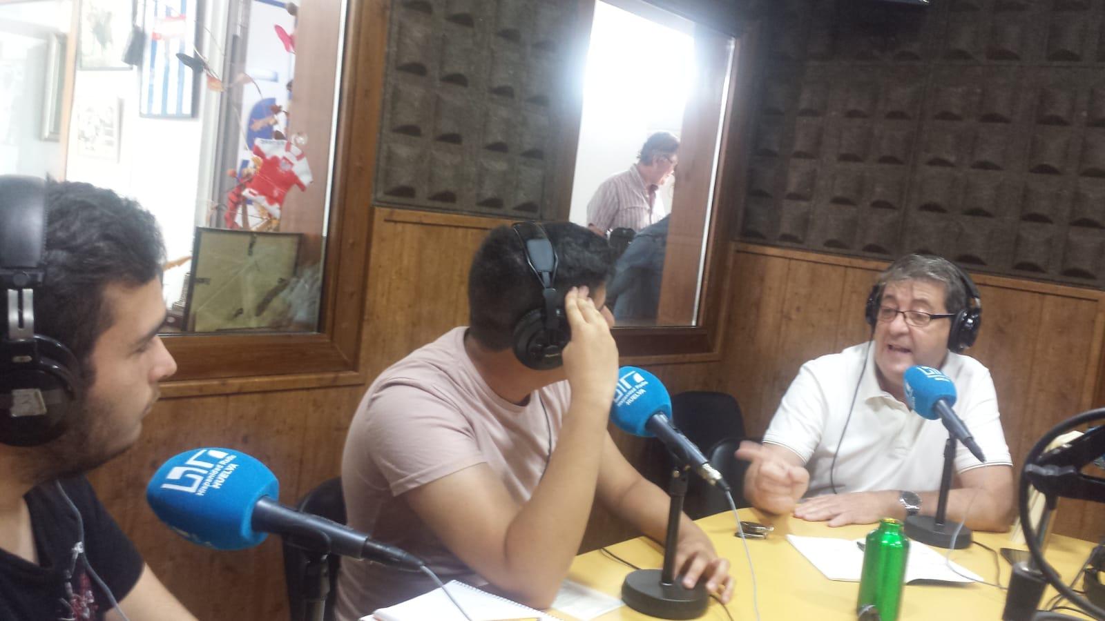 La Caverna 13-06-2019 Final de temporada y entrevista a Cayetano Santana.