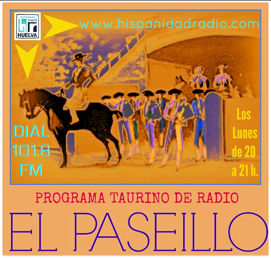 El Paseillo 08-07-2019