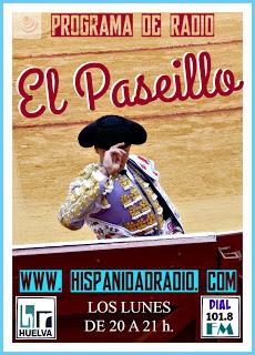 El Paseillo 15-07-2019