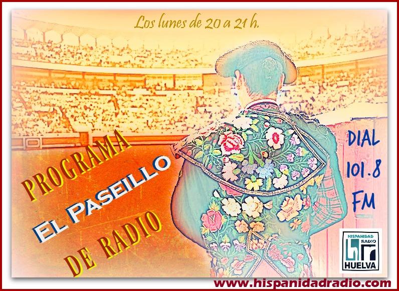 El Paseillo 26-08-2019