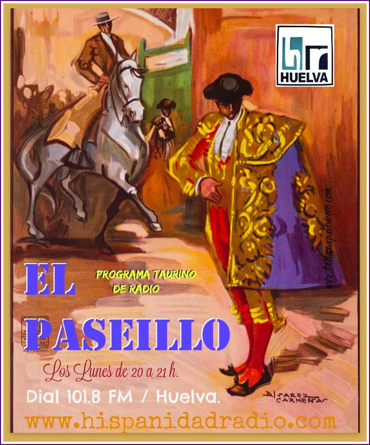 El Paseillo 02-09-2019