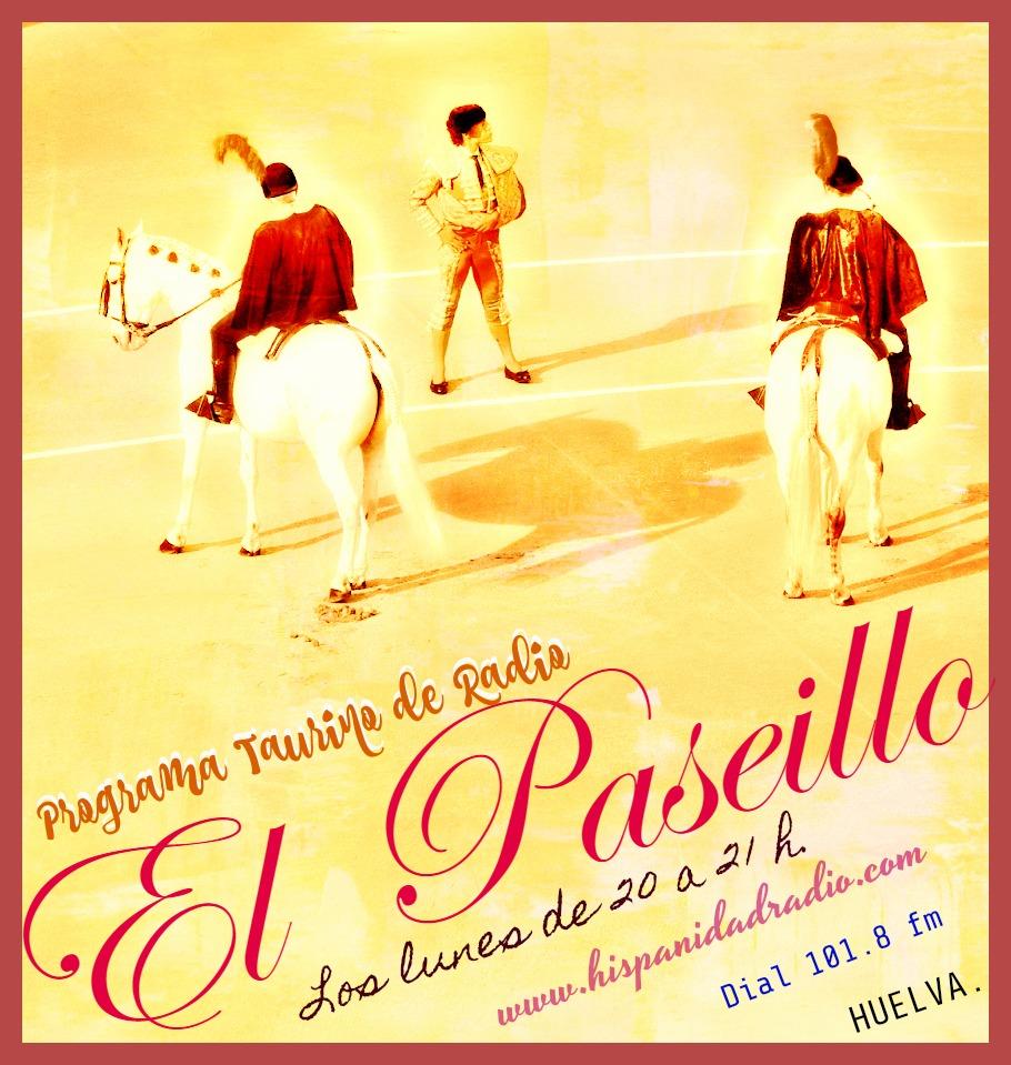 El Paseillo 07-10-2019